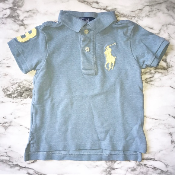 e30eed41eea9 Polo by Ralph Lauren Baby Boys' Shirt